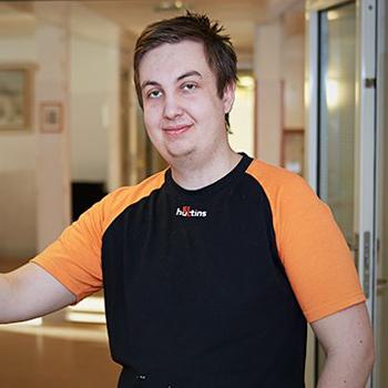 Alexander Marklund : Elektriker