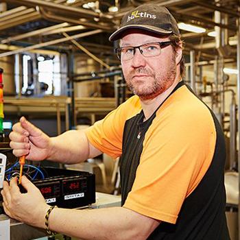 Kent Rutqvist : Elektriker