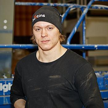 Mattias Asplund : Elektriker