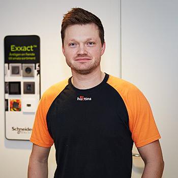 Thomas Lilja : Elektriker