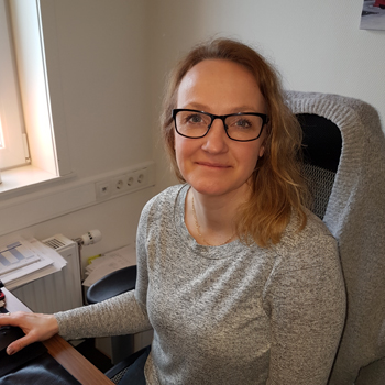Annika Nykvist Hultin : Administration
